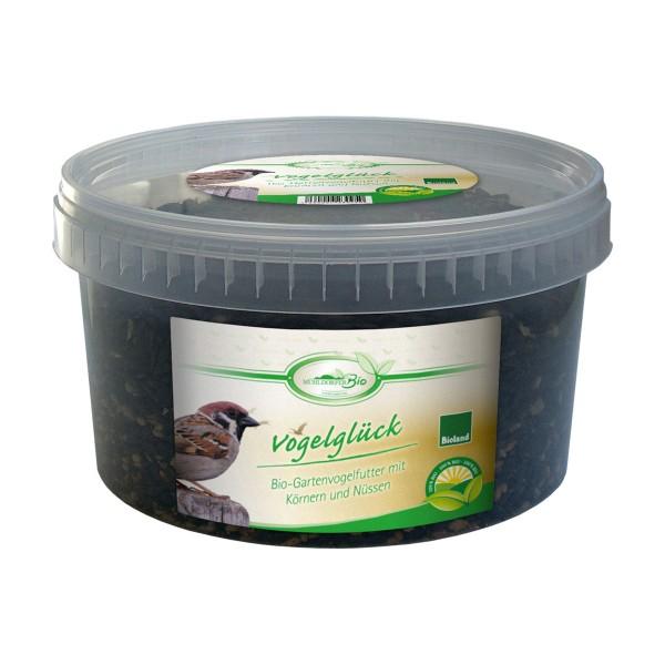 Mühldorfer Bio Vogelglück 1,5kg Eimer
