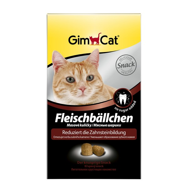 GimCat masové kuličky