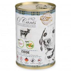 O'Canis Hundefutter Ziege mit Kartoffel, Karotten und Petersilie