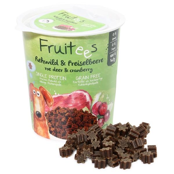 Bosch Fruitees Hundesnack Rehwild und Preiselbeere 200g