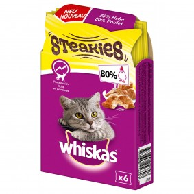 Whiskas Steakies Huhn