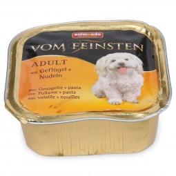 Animonda Hundefutter Vom Feinsten Adult Geflügel und Nudeln