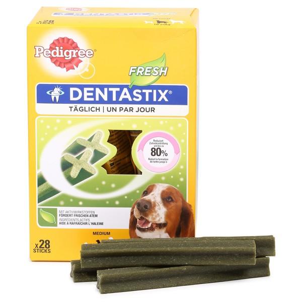 Pedigree DentaStix Fresh Multipack 4x7 Stück