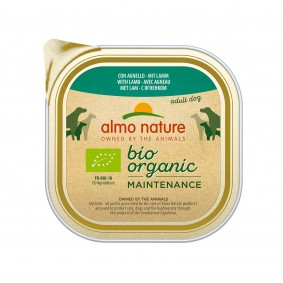 Almo Nature Bio Organic sjehněčím masem