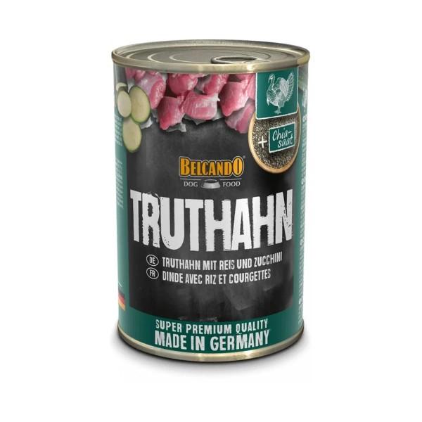 Belcando Truthahn mit Reis & Zucchini