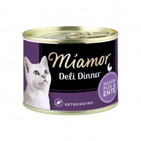 Miamor Deli Dinner Huhn Pur und Ente