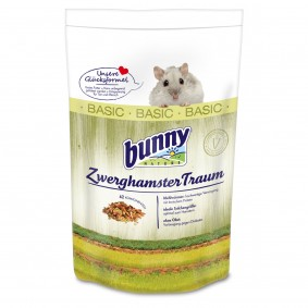 Bunny ZwerghamsterTraum Basic 600 g