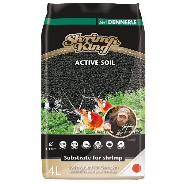 Dennerle Shrimp King Bodengrund Active Soil
