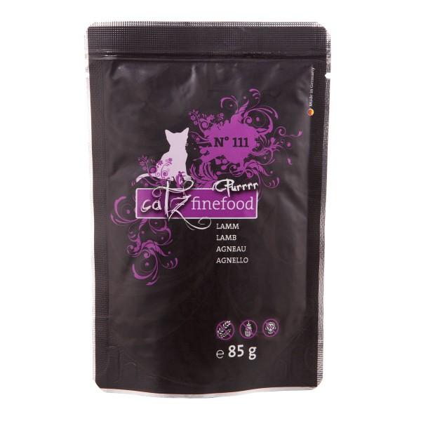 CATZ Finefood Purrrr No.111 Lamm 16x85g
