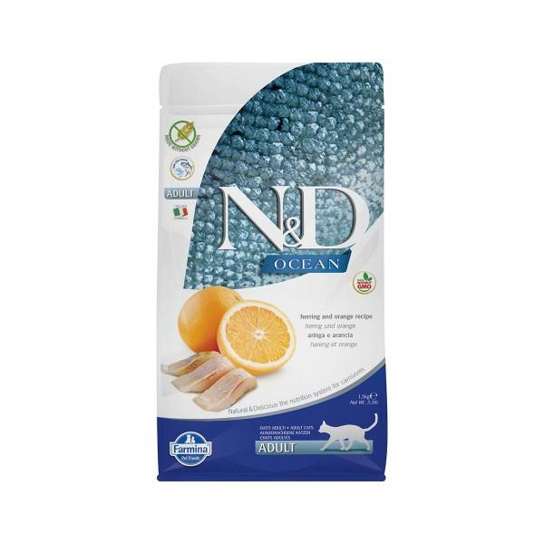 Farmina N & D Ocean Hering & Orange