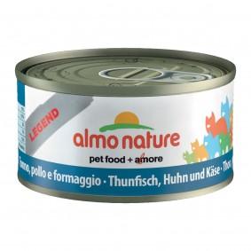Almo Nature Legend Cat Megapack Thunfisch, Huhn und Käse