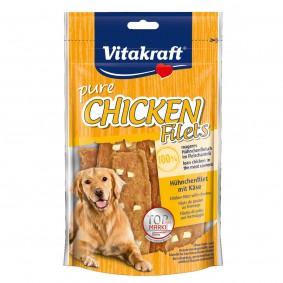 Vitakraft CHICKEN mit Käsestückchen 80g