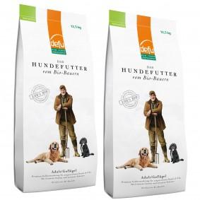 Defu Hundefutter Bio Adult 2x12,5kg