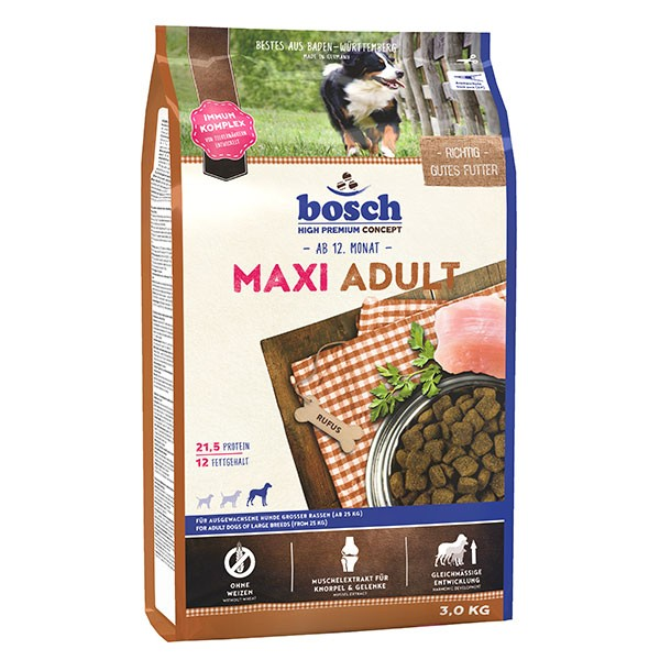 Bosch Hundefutter Maxi Adult