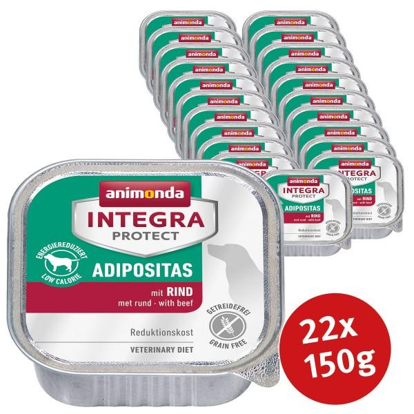 Animonda Hundefutter Integra Protect Adipositas 22x150g