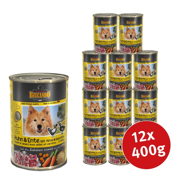 Belcando Feuchtnahrung 12x400g