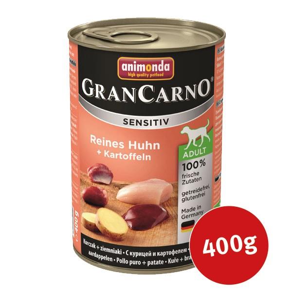 Animonda Hunde Nassfutter Grancarno Sensitiv Huhn & Kartoffel