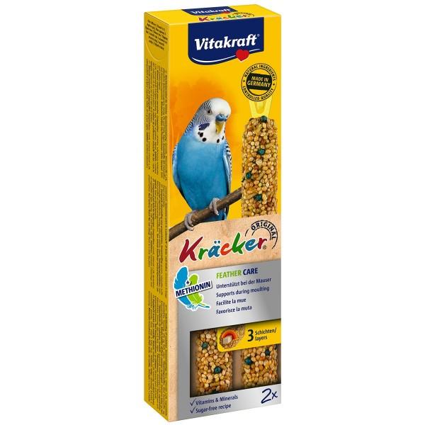 Vitakraft Kräcker Feather Care für Sittiche