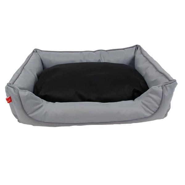 ZooRoyal Hundebett Hakon grau/schwarz
