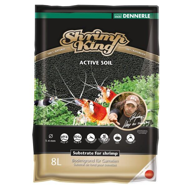 Dennerle Shrimp King Bodengrund Active Soil - 8l