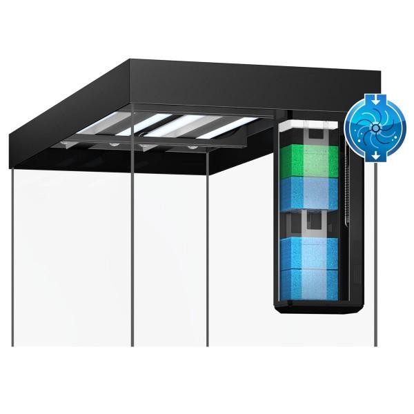 Juwel Rio 350 LED Komplett Aquarium mit Unterschrank SBX