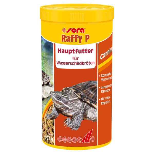 Sera Raffy P Aliment pour tortues