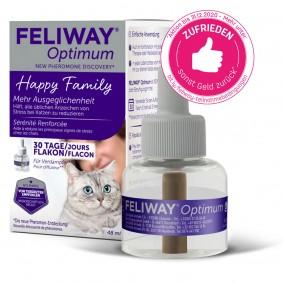 Feliway® Optimum 30-Tage Nachfüllflakon 48 ml