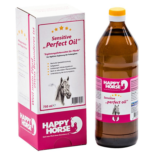 Happy Horse Sensitive Perfect Oil - 2500 ml
