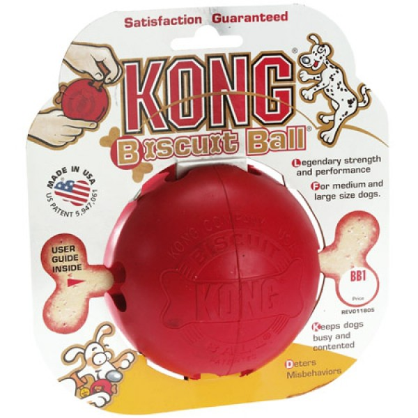 Kong Biscuit Ball - - 7cm