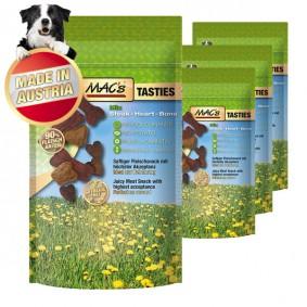 MAC's Dog Hundesnack Tasties Mix 4x60g