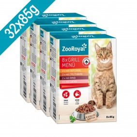 ZooRoyal multipack menu z grilu