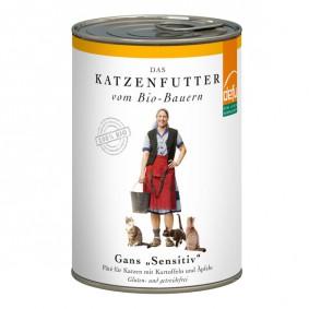 Defu Katzenfutter Bio Gans Gluten- & Getreidefrei