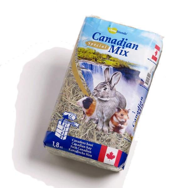 Hugro Special Gold Canadian Heu Mix für Kleintiere 1,8 kg