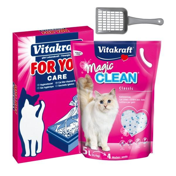 Vitakraft Katzen-Hygienepaket