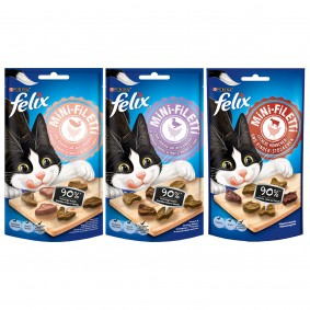 Felix Mini-Filetti Mixpaket 6x40g