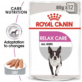 ROYAL CANIN RELAX CARE Nassfutter für Hunde in unruhigem Umfeld 12x85g