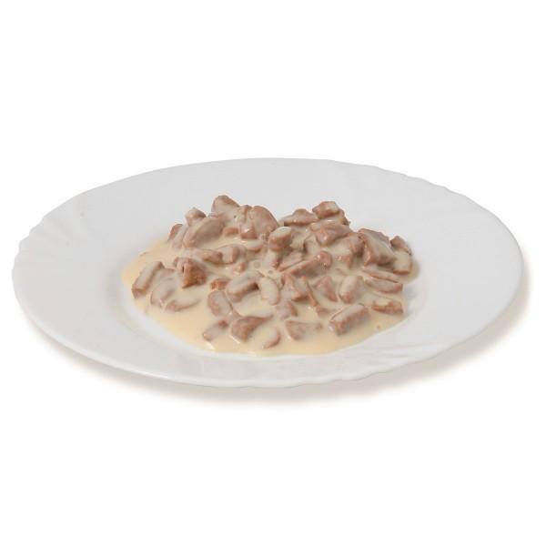 Animonda Katzenfutter Rafiné Soupé Adult mit Geflügel in Cremesauce