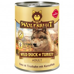 Wolfsblut Wild Duck & Turkey Adult