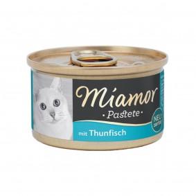 Masová paštika Miamor Katzenzarte s tuňákem