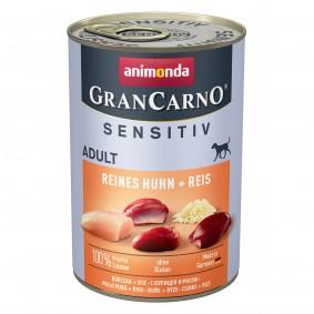 Animonda GranCarno Adult Sensitiv Reines Huhn+Reis