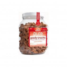 Mera Dog Goody Hundesnack Lachs+Reis 600g