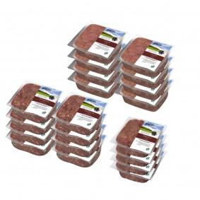 proCani Frostfutter Hypoallergen pur Paket 20x400g