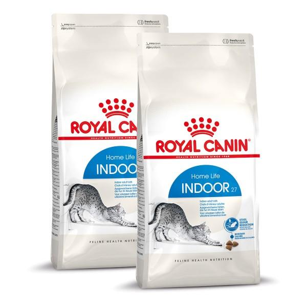 royal canin katzenfutter indoor 27 g nstig kaufen bei. Black Bedroom Furniture Sets. Home Design Ideas