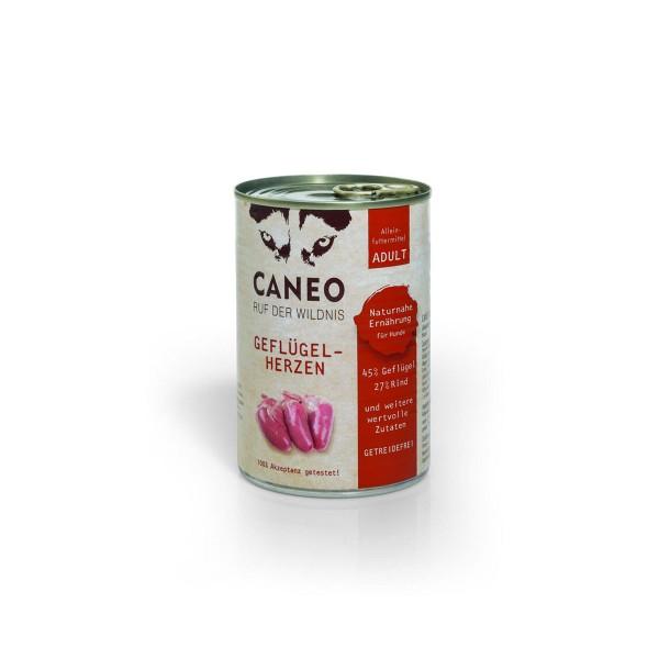 Caneo Geflügelherzen 400g