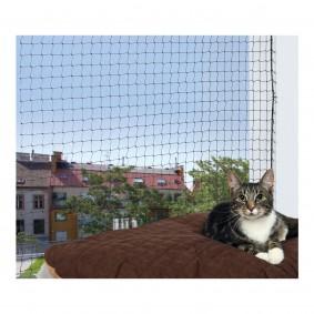 Trixie Cat Protect ochranná síť pro kočky, průhledná