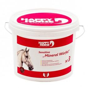 Happy Horse Sensitive Mineral Würfel