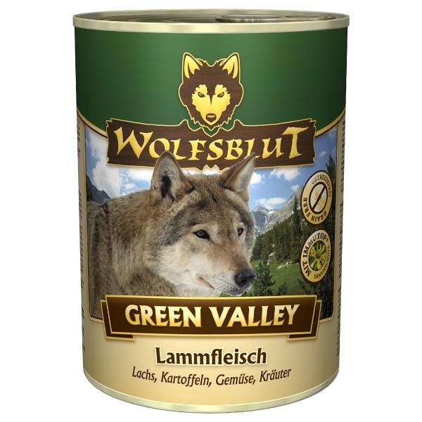 Wolfsblut Green Valley s jehněčím masem