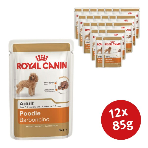 Royal Canin Breed Health Nutrition Poodle 12x85g