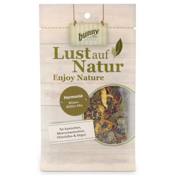 Bunny Lust auf Natur HARMONIE Blüten-Blätter-Mix 12g