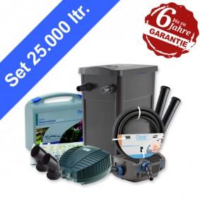 Oase-Super-Anschlussfertig-Set Filtomatic Set 25000